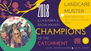 April 7 | Champions of the Catchment & Landcare Muster