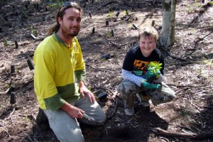 National Tree Planting Day (Blackbutt)