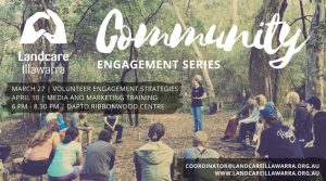 March & April 2018 | Community Engagement Series