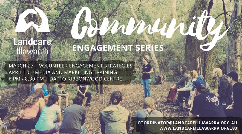 March & April 2018 | Community Engagement Series