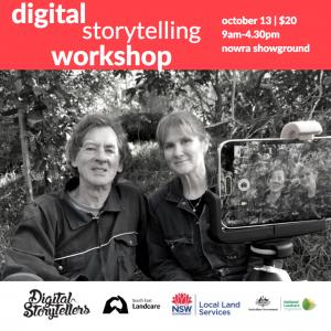 Digital Storytelling Workshop | October 13