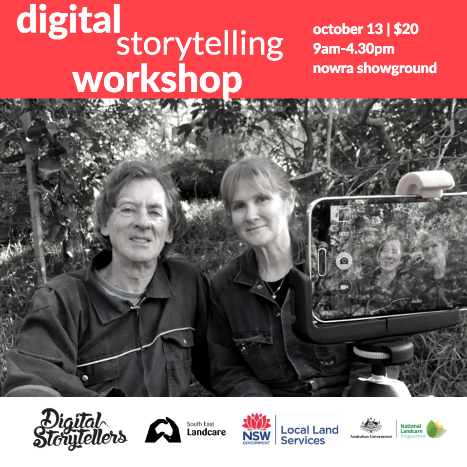 Digital Storytelling Workshop | October 13